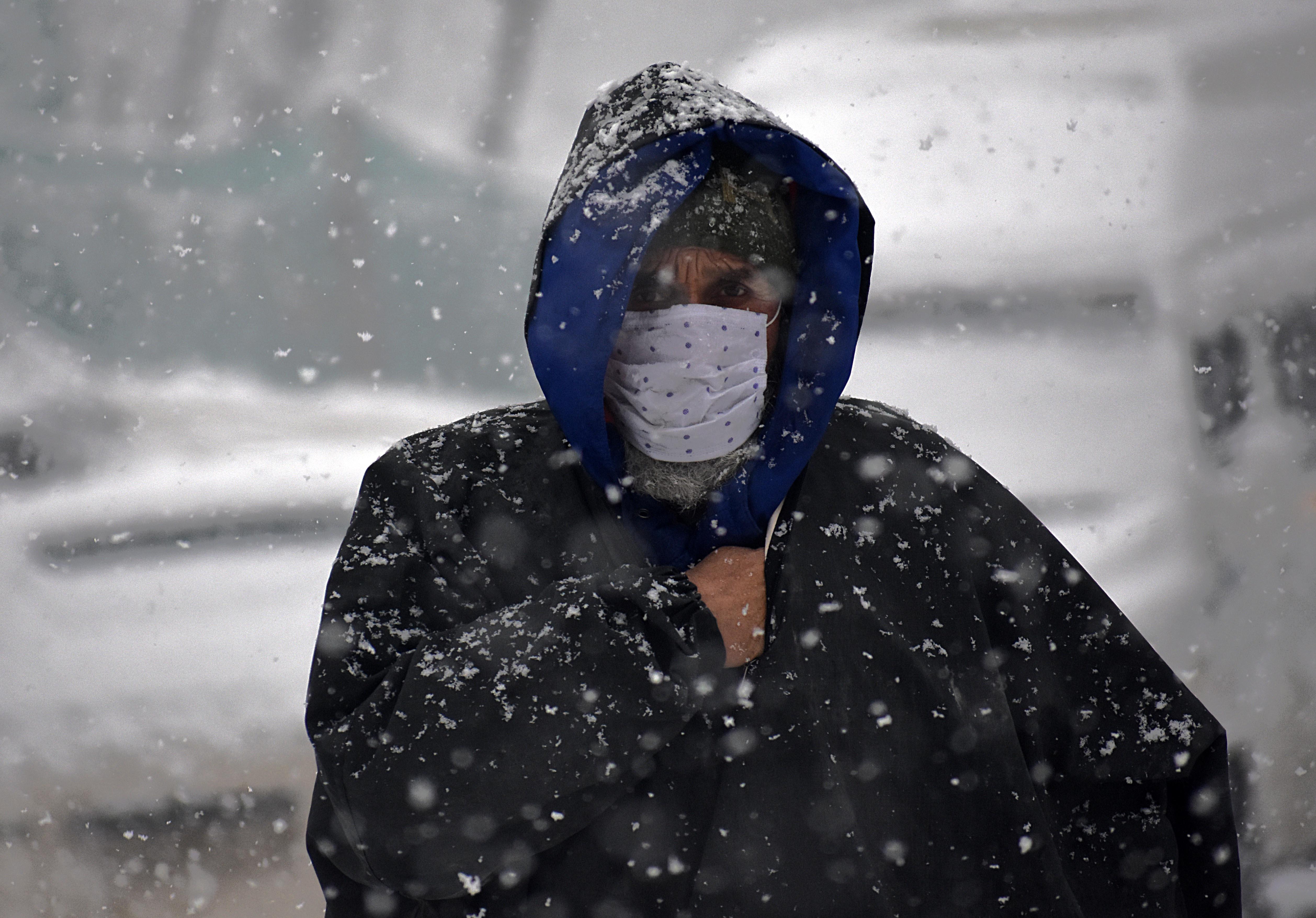 Meteoroloji'den 2 bölgeye uyarı... Kar yağışı geliyor