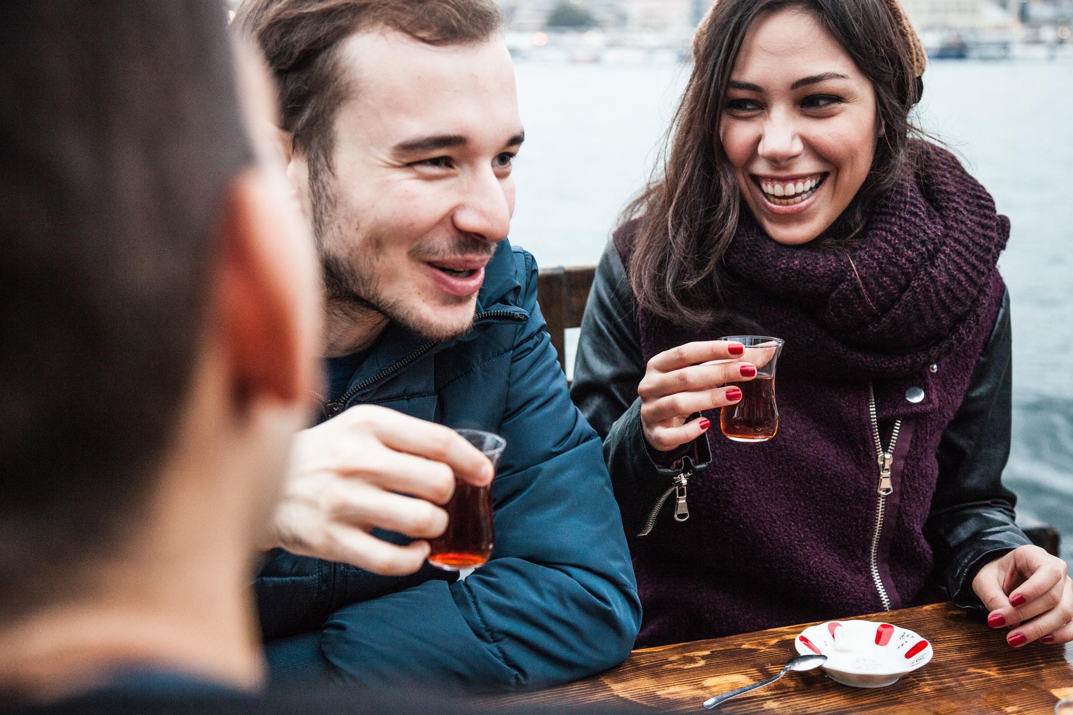 Sıcak çay kanser riskini 5 kat artırıyor