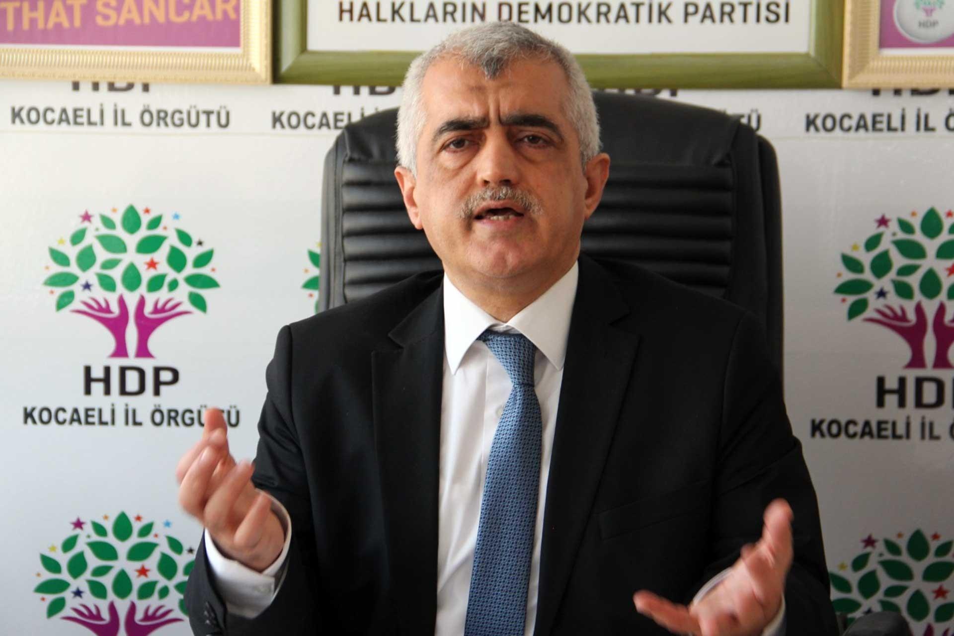 AYM'den Gergerlioğlu kararı: Talebi reddedildi