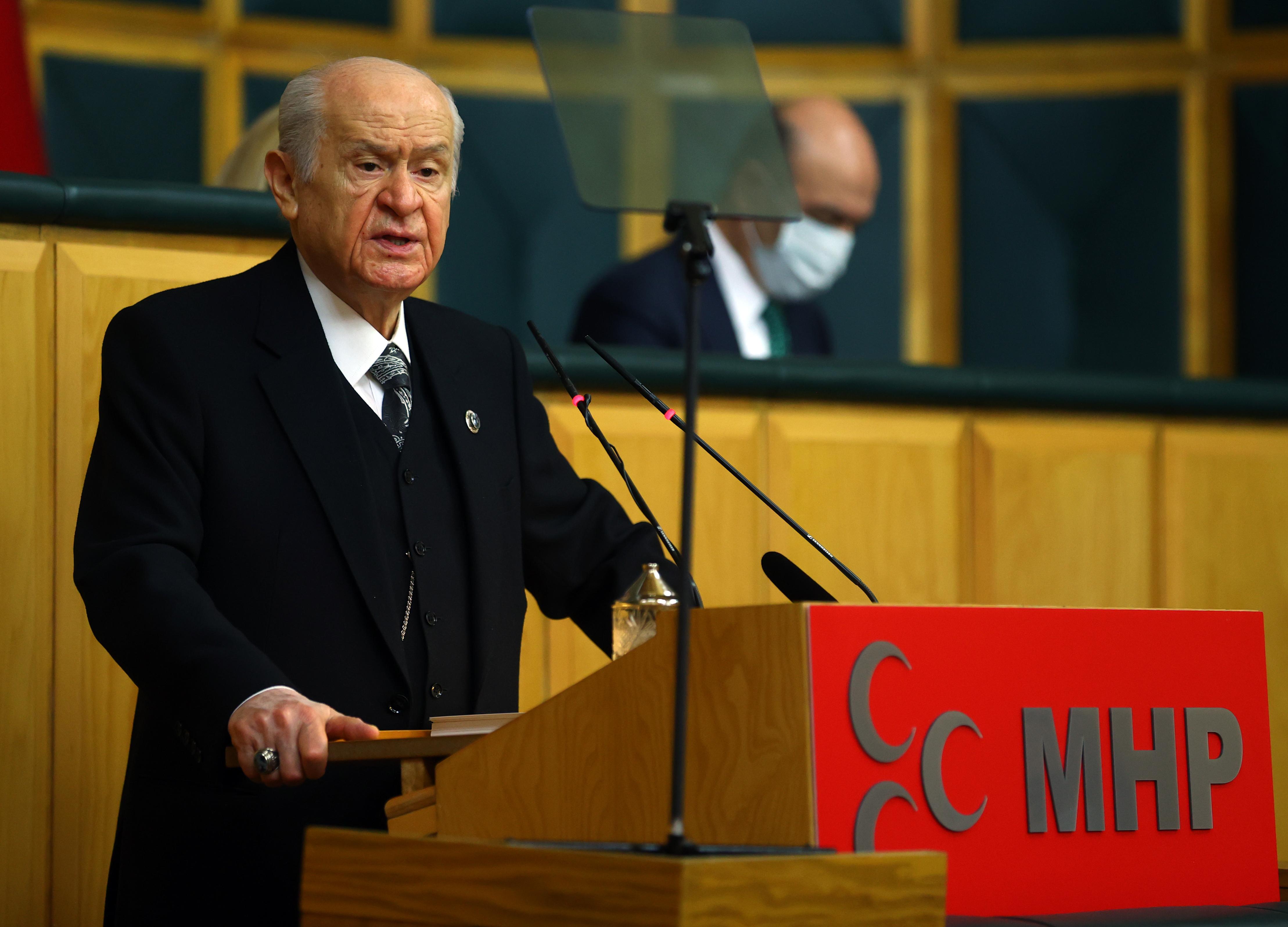 Bahçeli'den Kılıçdaroğlu'na çağrı
