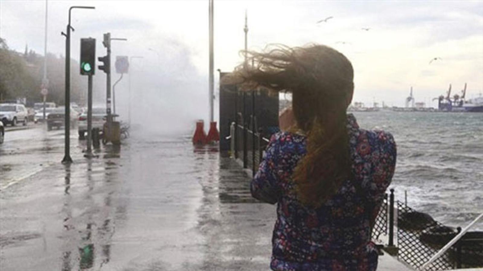 Meteoroloji'den Marmara'ya fırtına uyarısı!