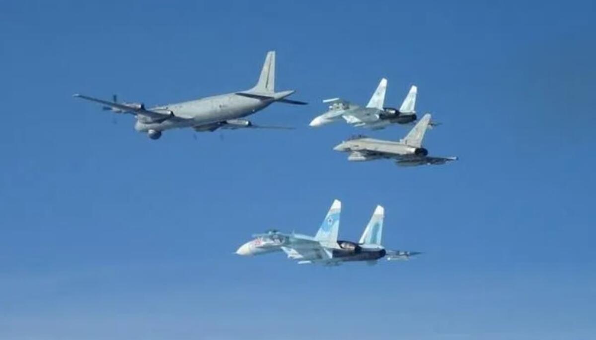 NATO ile Rusya karşı karşıya: Havada yaşanan en büyük restleşme!