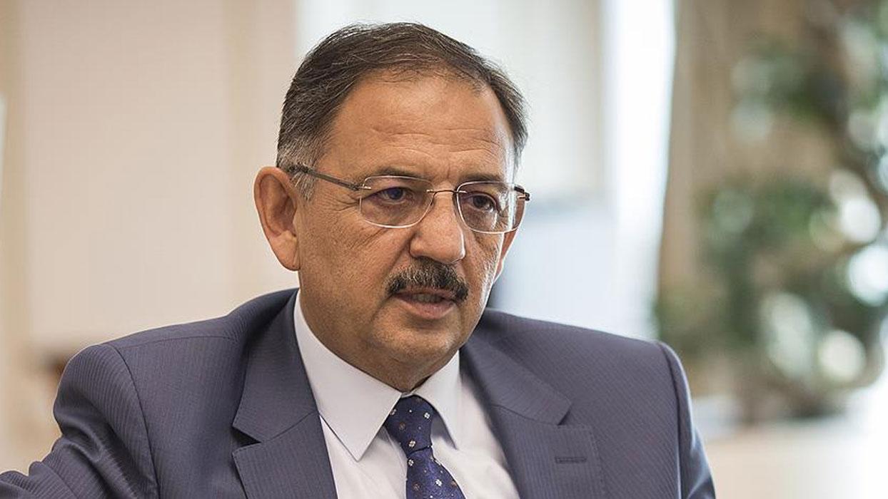 HDP'ye açılan kapatma davasına ilişkin konuştu