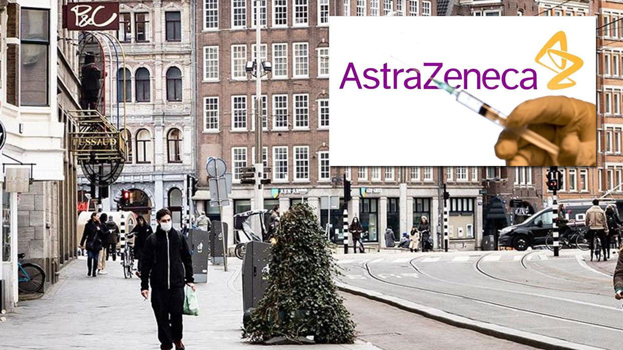 Hollanda'dan Oxford-AstraZeneca aşısı kararı