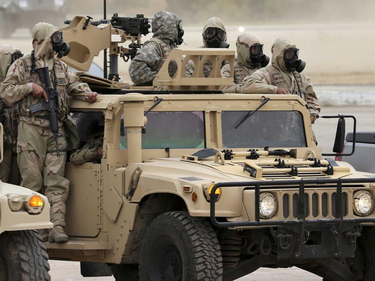 Ürdün ordusundan İsrail'e 'durum kontrol altında' mesajı
