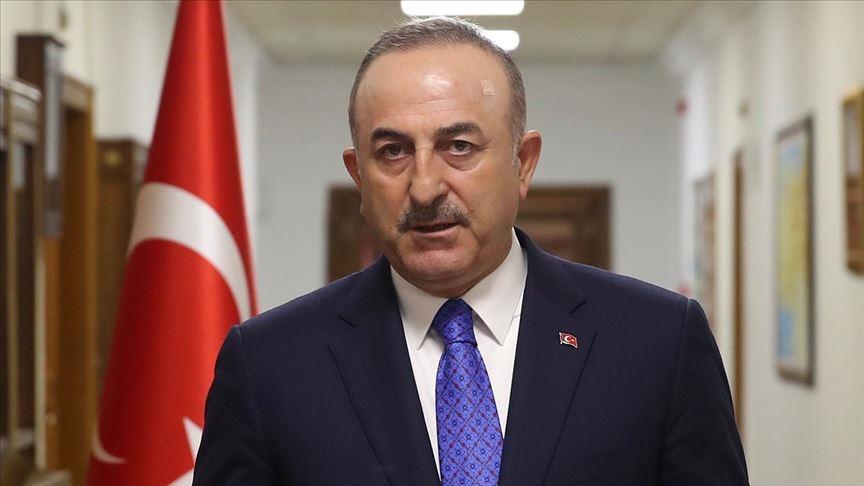 Bakan Çavuşoğlu'ndan 104 emekli amiralin imzaladığı bildiriye tepki