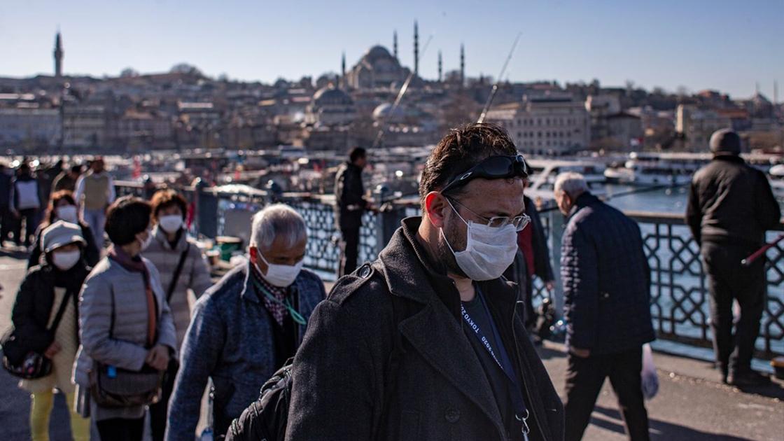 Türkiye'de son 24 saatte 42 bin 551 yeni vaka tespit edildi