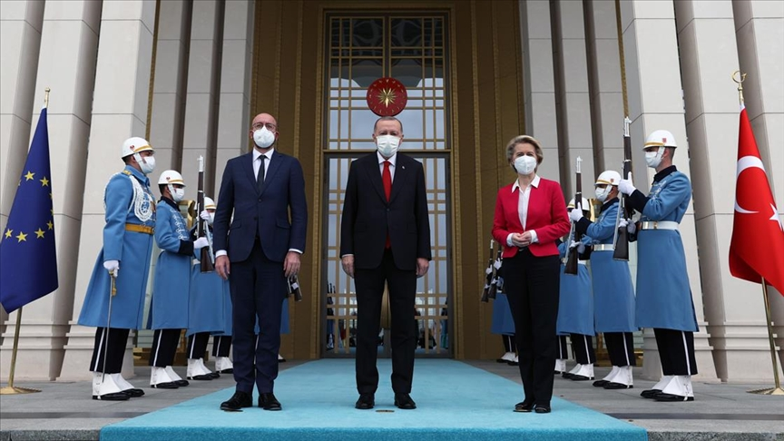 AB Başkanı'ndan flaş Türkiye açıklaması