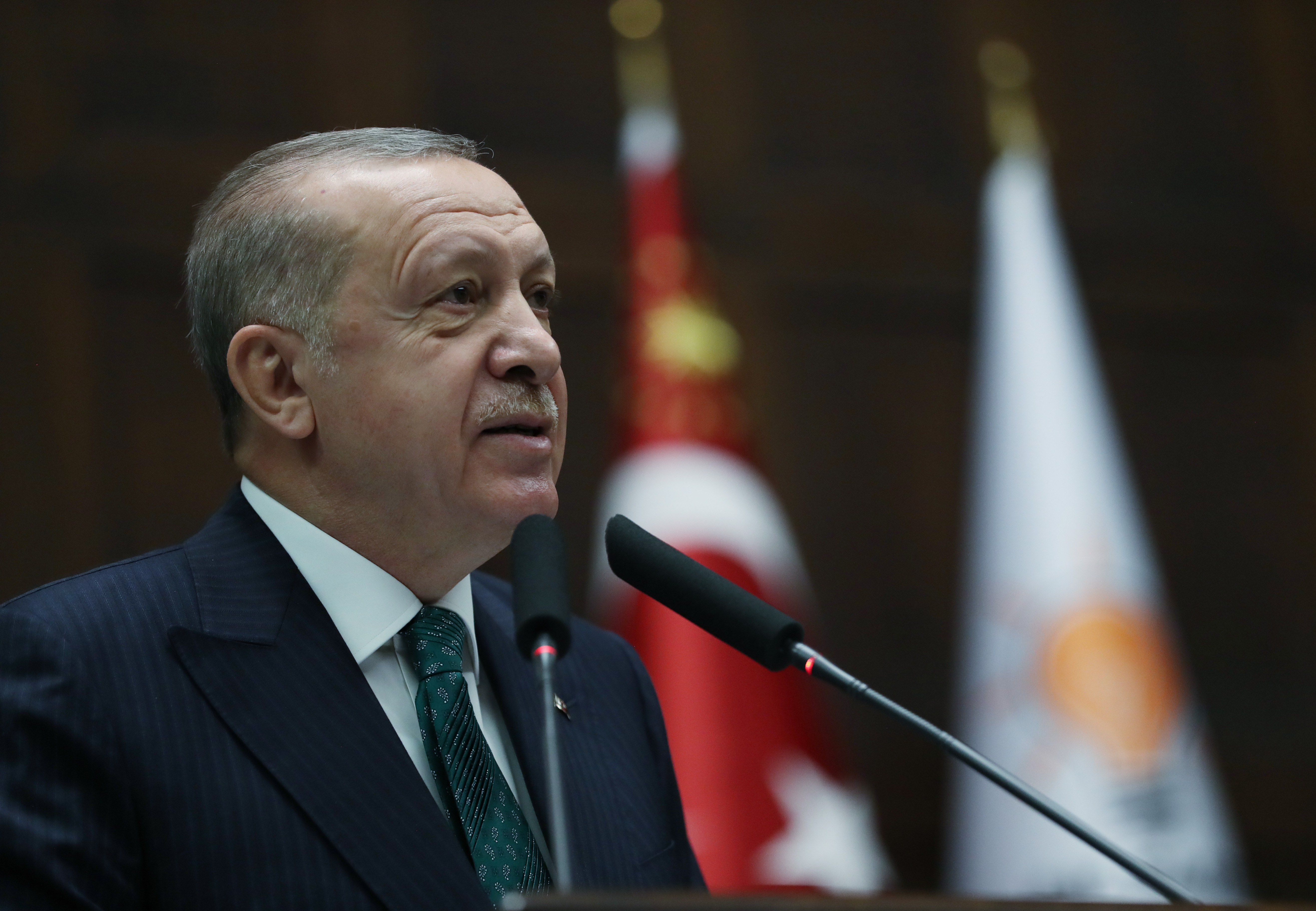 Başkan  Erdoğan: Turizmde potansiyelimiz çok büyük