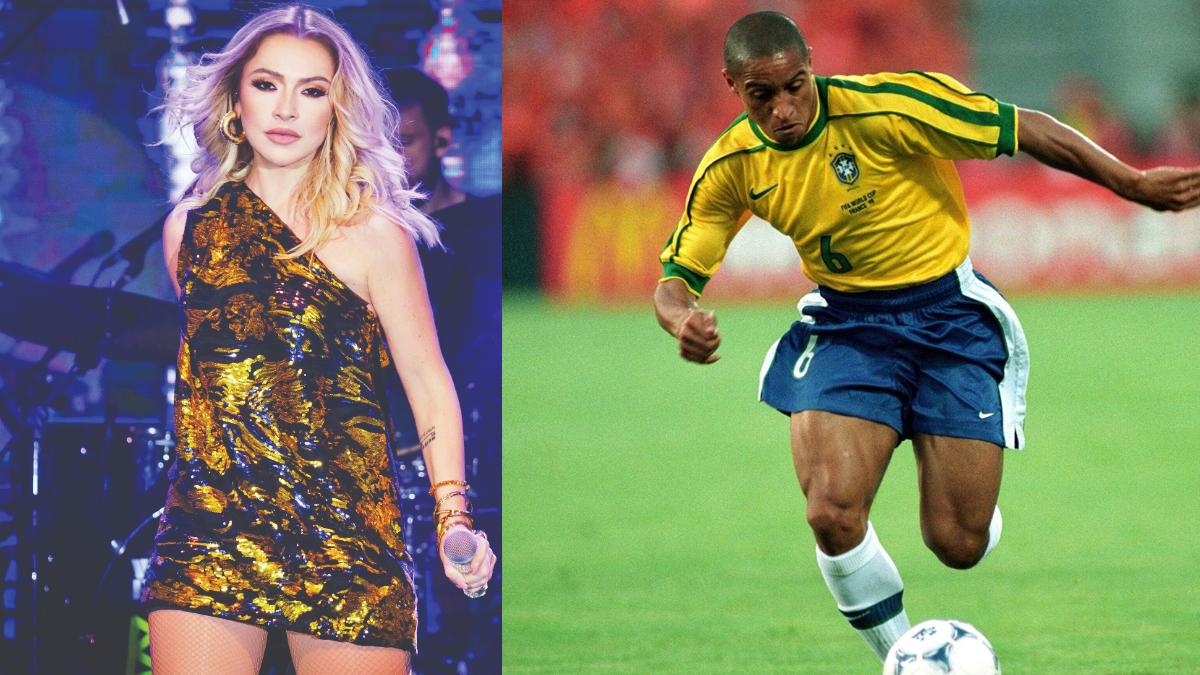 Roberto Carlos bacaklı dediler!