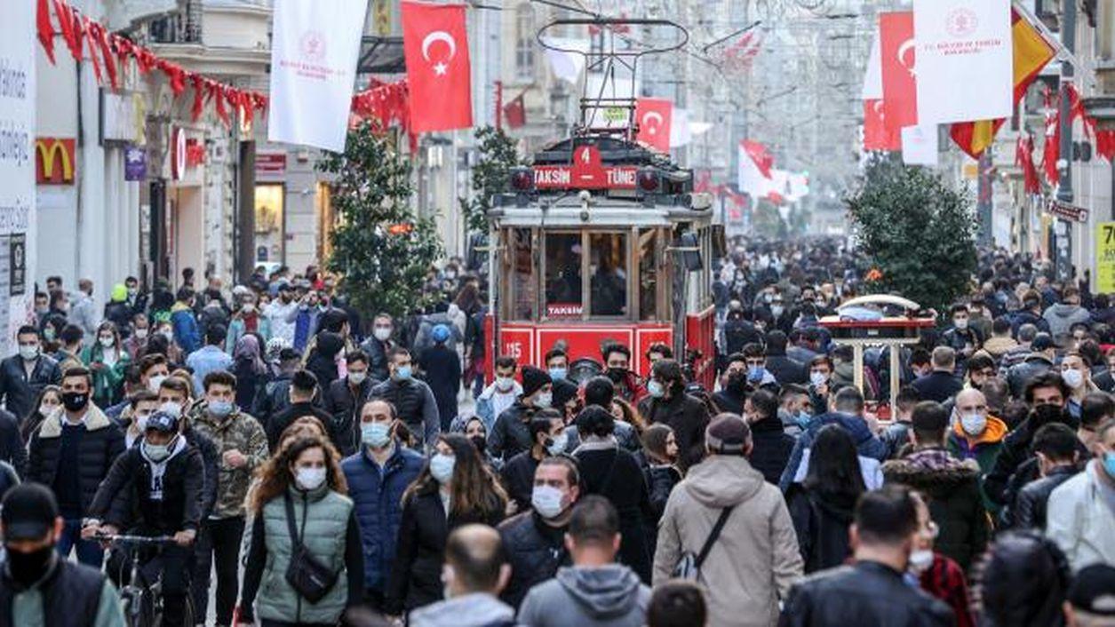 İstanbul'da vaka sayıları 1 ayda 10 kat arttı