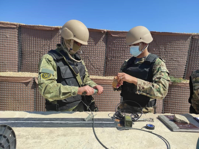 TSK'dan Libya Deniz Kuvvetleri personeline eğitim