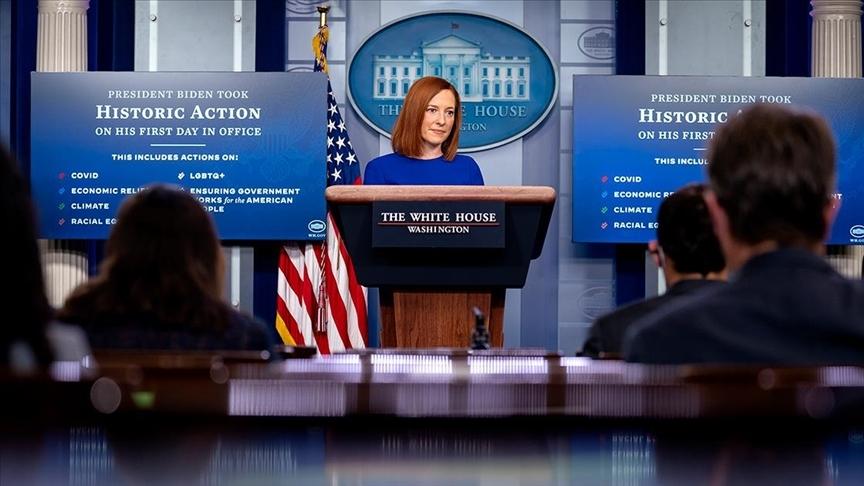 Beyaz Saray: İran'ın provokatif açıklamasından endişeliyiz