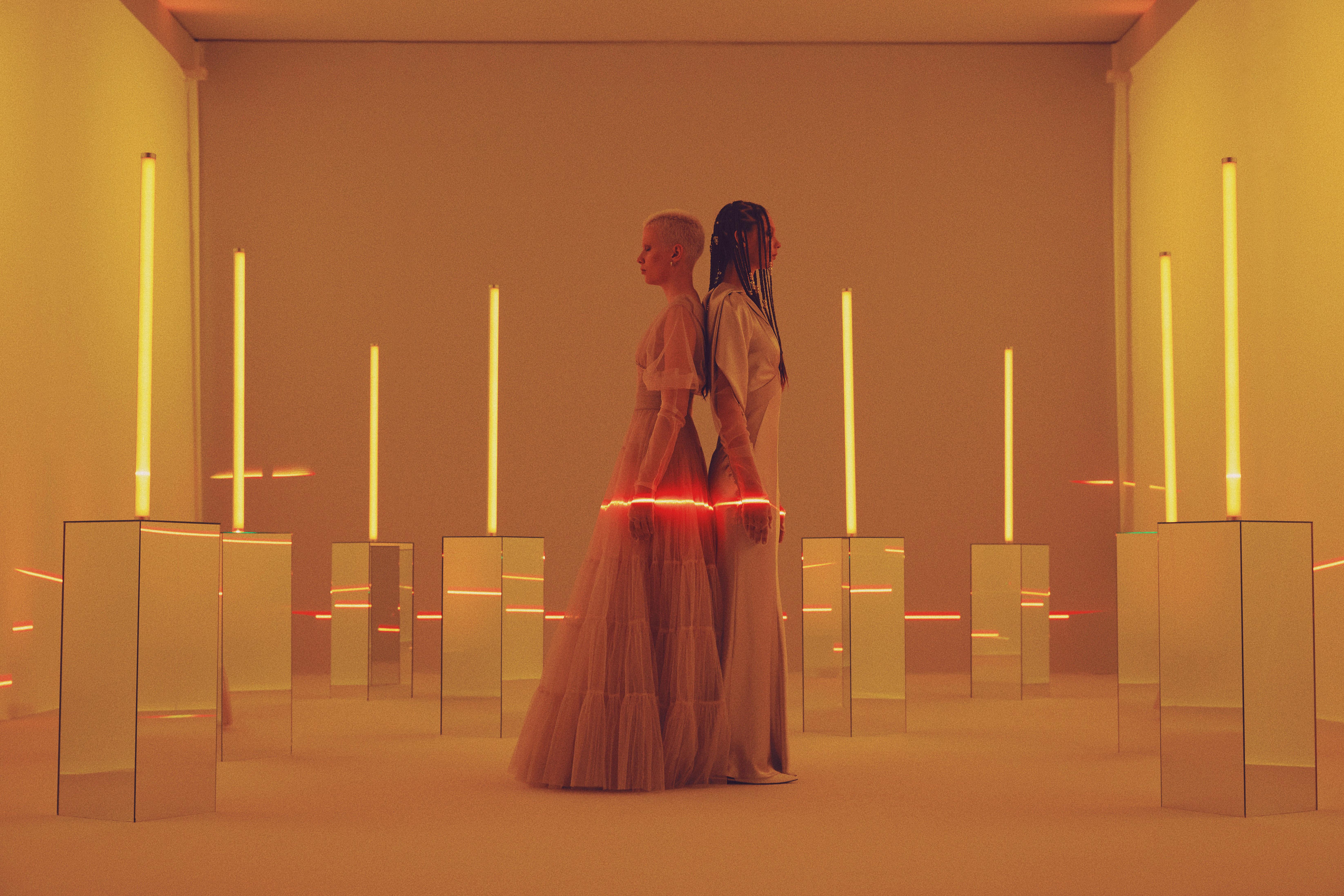 Fashion Week'te 3 boyutlu sezon