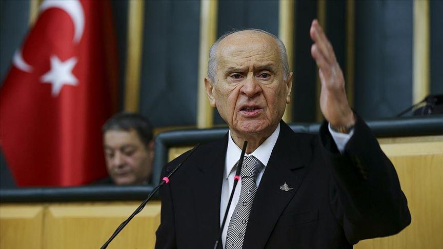 MHP Genel Başkanı Bahçeli: Terör örgütünün sonu gelmiştir