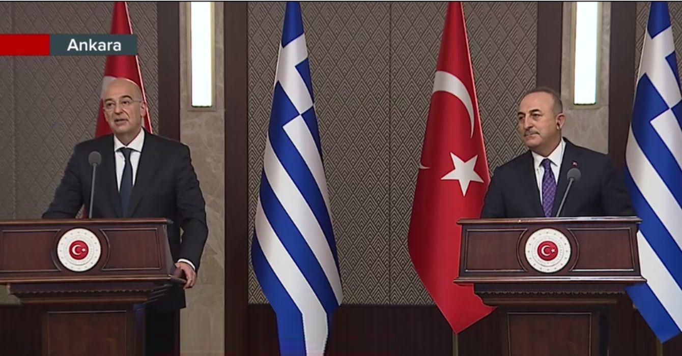 Çavuşoğlu: Doğu Akdeniz'de her zaman hakça paylaşımdan yanayız