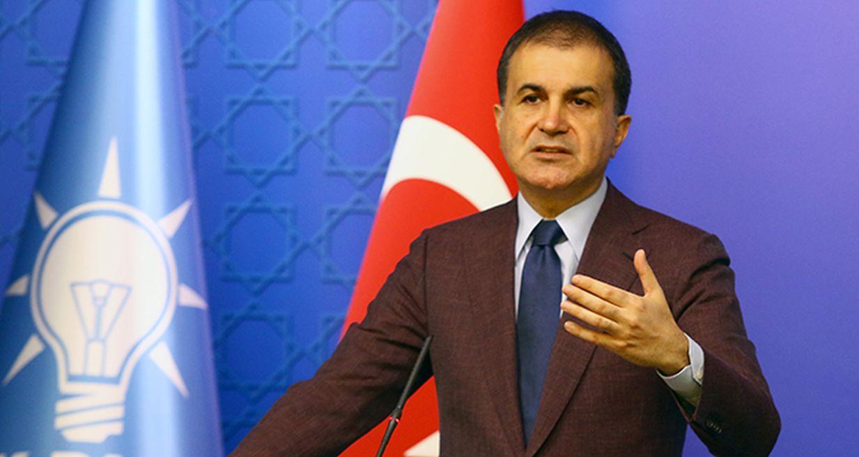 Çelik'ten Yunan Dışişleri Bakanı'na tepki