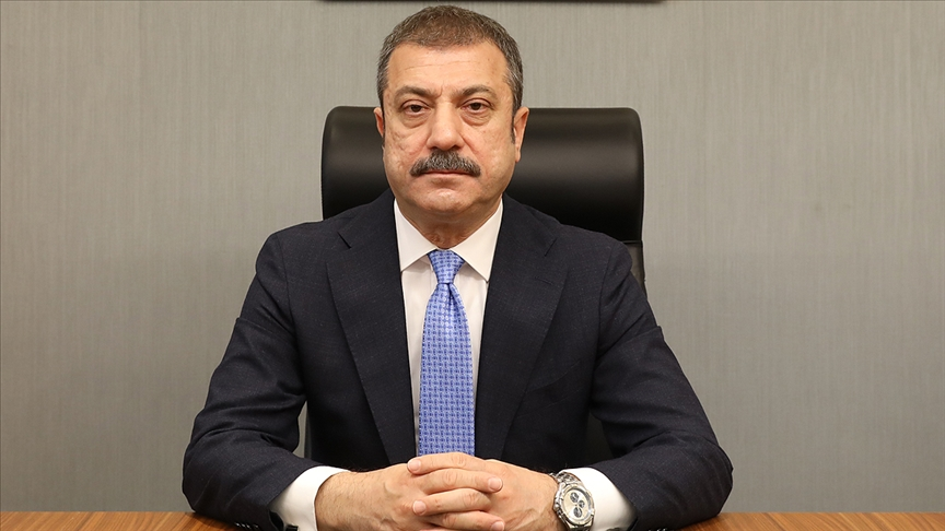 TCMB Başkanı Kavcıoğlu'ndan 128 milyar dolar iddialarına cevap