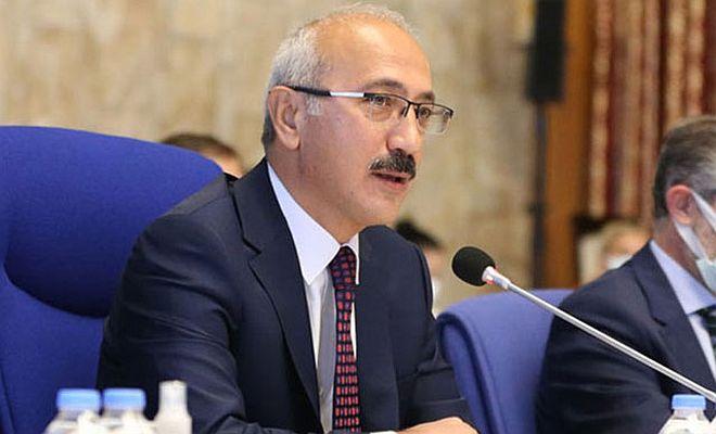 Bakan Elvan: Yapılan işlemler tamamıyla yasaldır