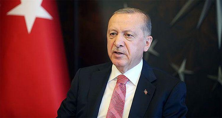 Kritik toplantı sonrası Başkan Erdoğan'dan flaş mesajlar