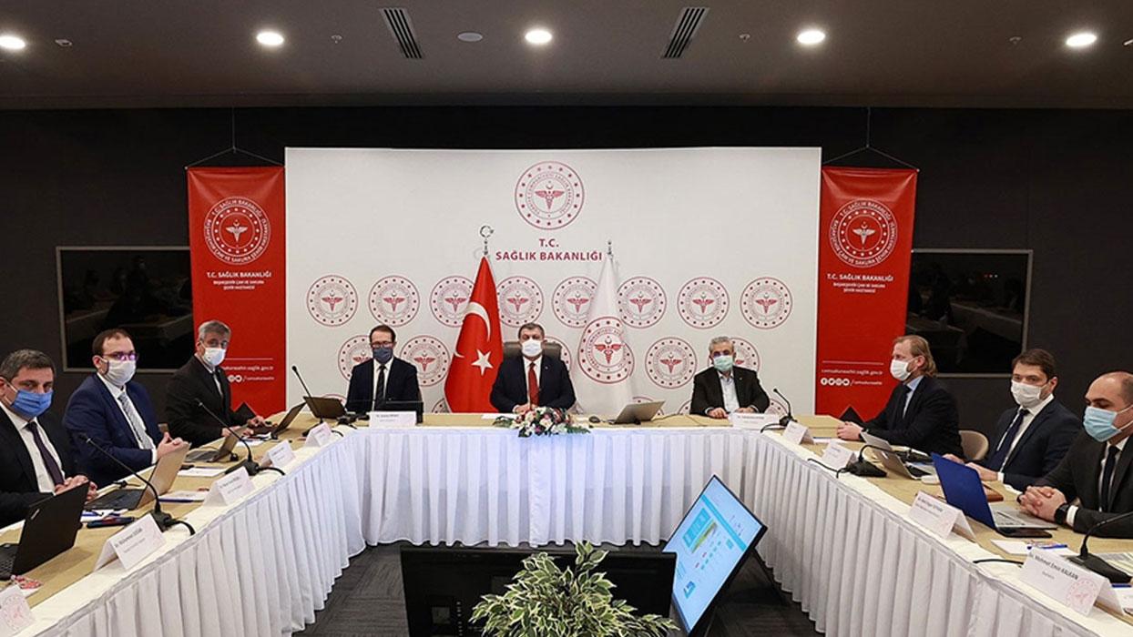 'İstanbul'da vaka sayılarında yaklaşık yüzde 20 düşüş oldu'