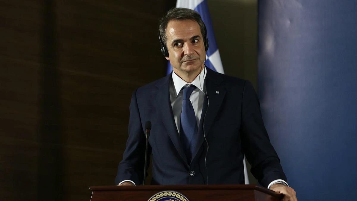 Yunanistan Başbakanı Miçotakis'ten Başkan Erdoğan açıklaması!