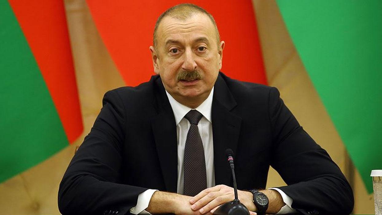 Aliyev'den Biden'a kınama