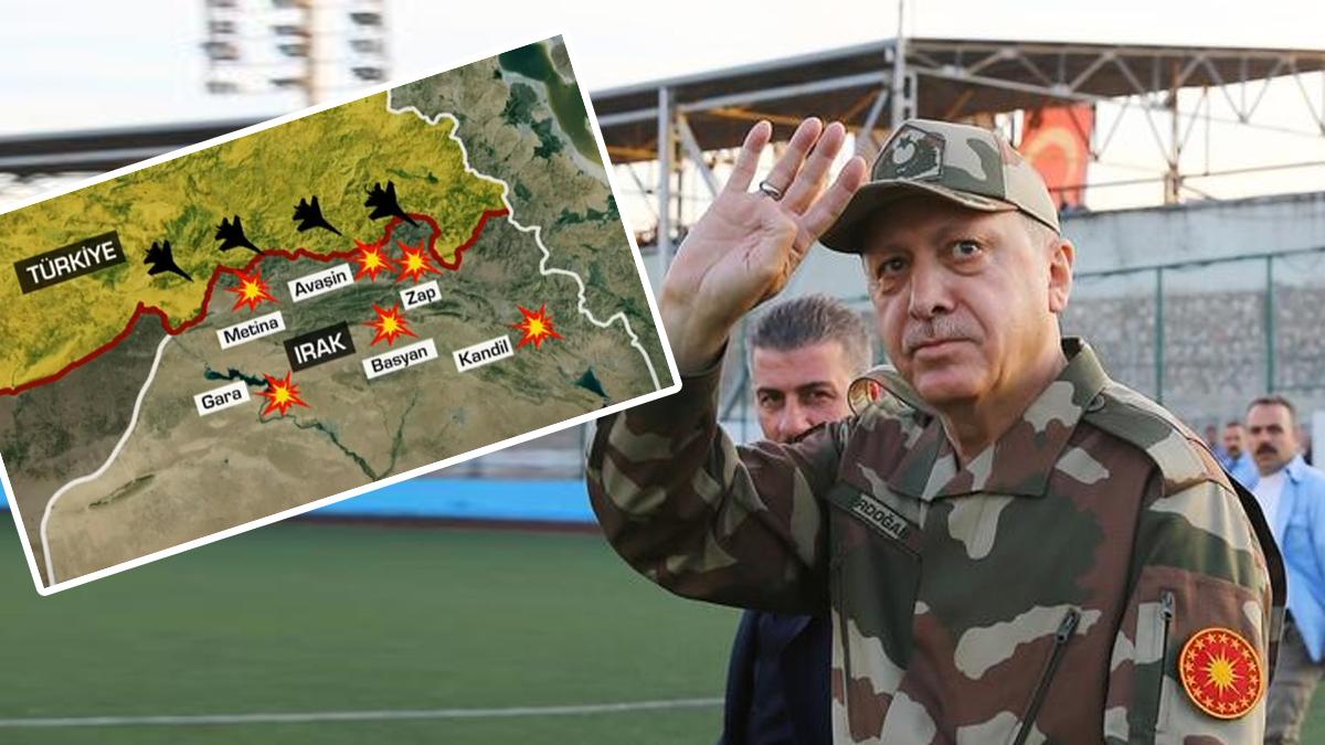 Başkan Erdoğan: Çok sayıda terörist etkisiz hale getirildi