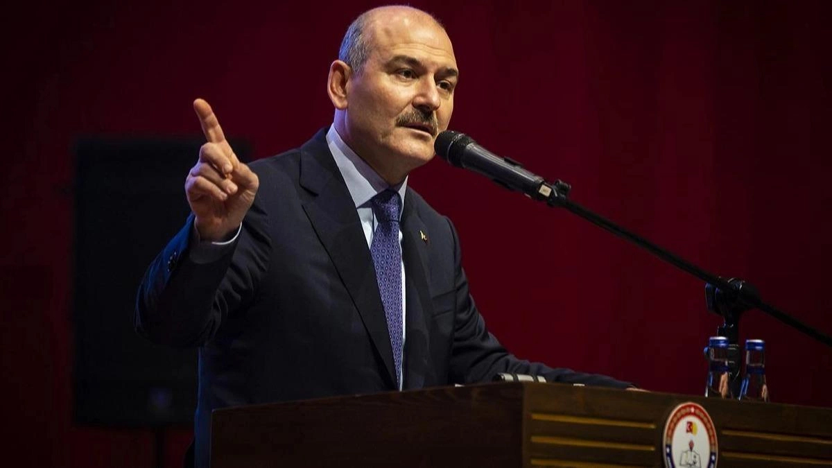 İçişleri Bakanı Süleyman Soylu'dan Thodex açıklaması