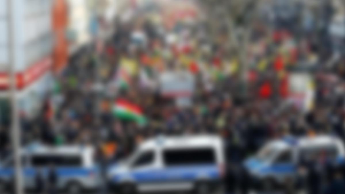 Terör örgütü PKK'nın oyunu bozuldu