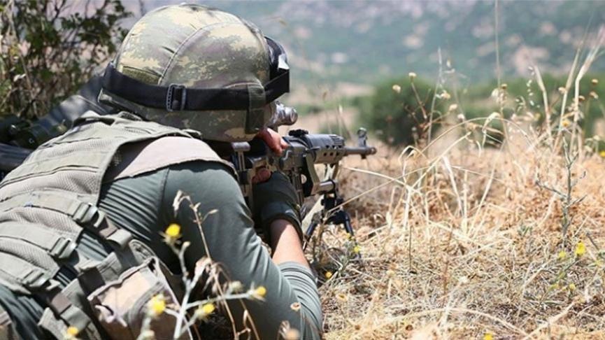 Bakan Hulusi Akar: 31 terörist etkisiz hale getirildi