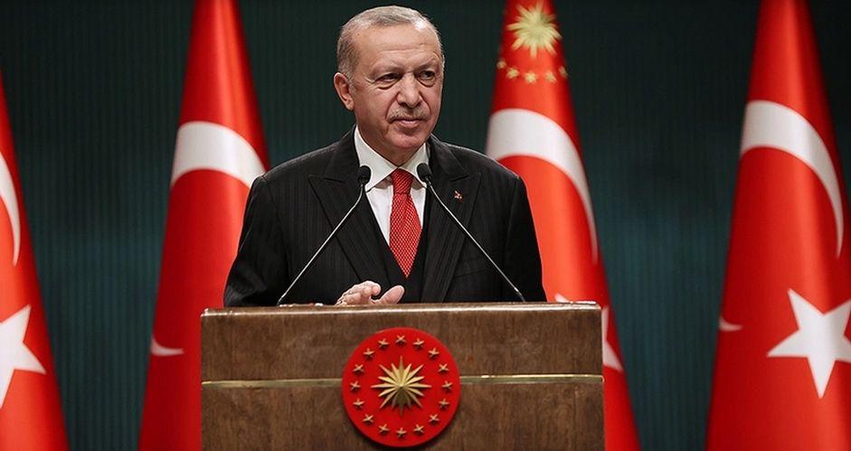 Başkan Erdoğan: Çanakkale Ruhu'nu yaşatmaya devam edeceğiz