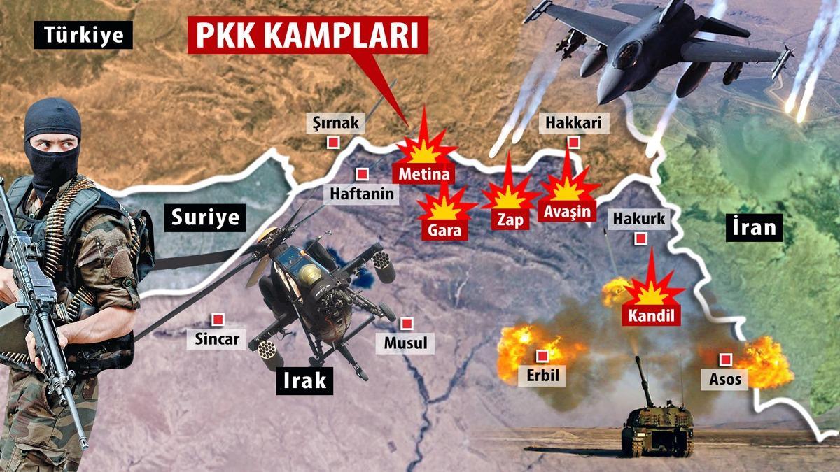 Abdullah Ağar'dan flaş sözler: Sahadaki teröristler cıyak cıyak