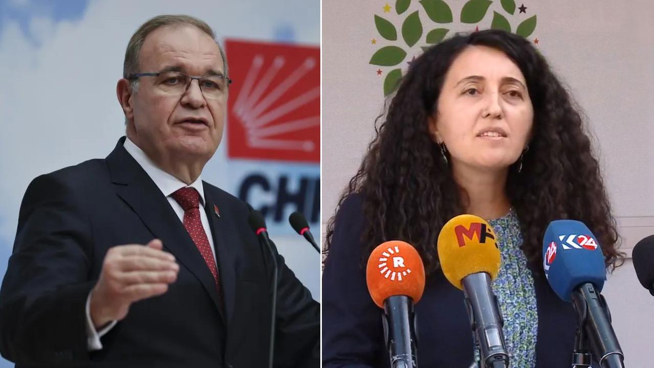 CHP ile HDP arasında çatlak: Haddinizi bilin!