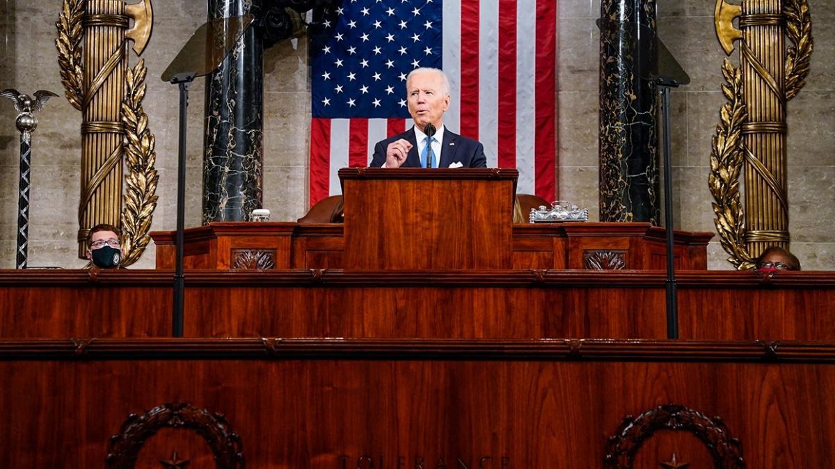 Kongre'deki ilk konuşmasında Çin ve Rusya'ya sıcak mesaj