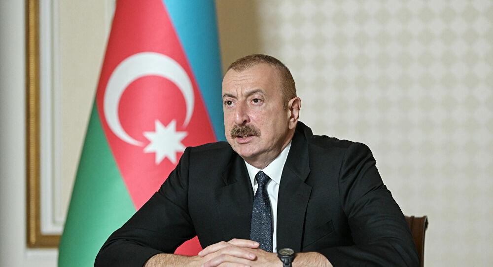 ABD'li isimle görüşen Aliyev'den Türkiye vurgusu