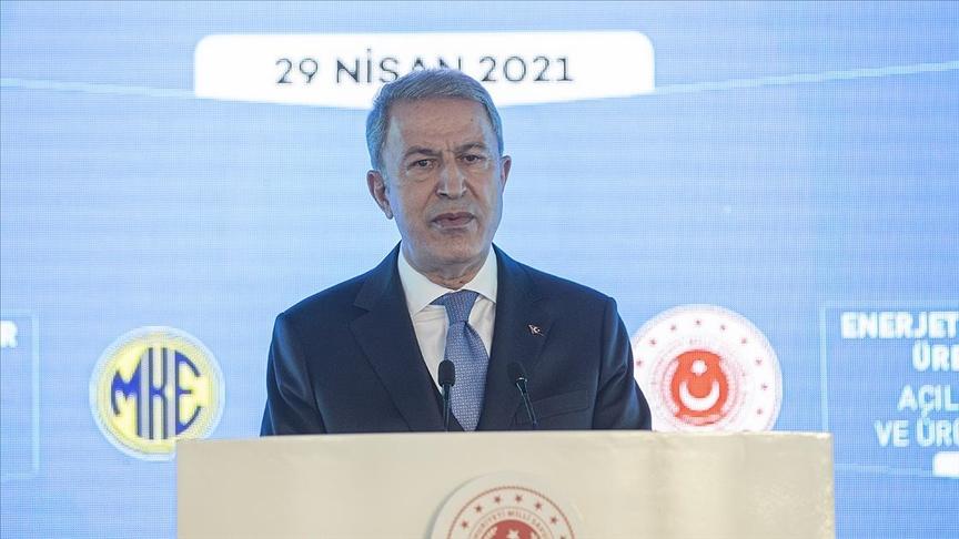 Bakan Akar: Türk Silahlı Kuvvetleri operasyonel üstünlüğe sahiptir