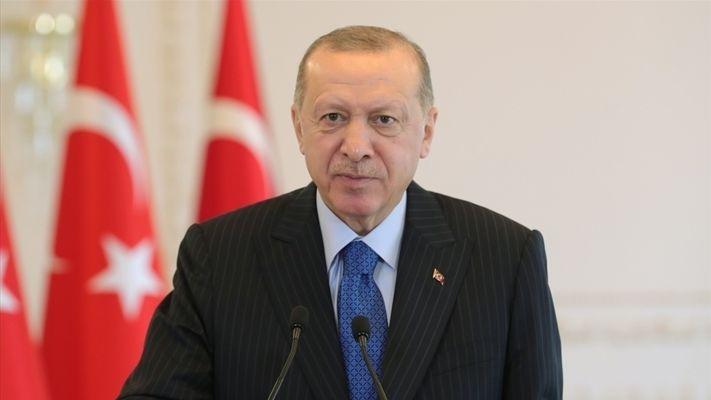 Başkan Erdoğan'dan Kut'ül Amare Zaferi mesajı