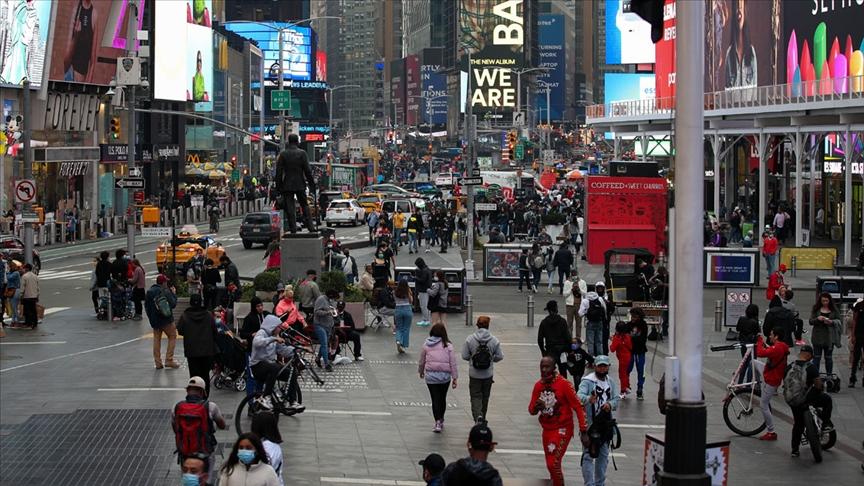 New York'taki Kovid-19 kısıtlamalarının 1 Temmuz'a kadar kaldırılması bekleniyor