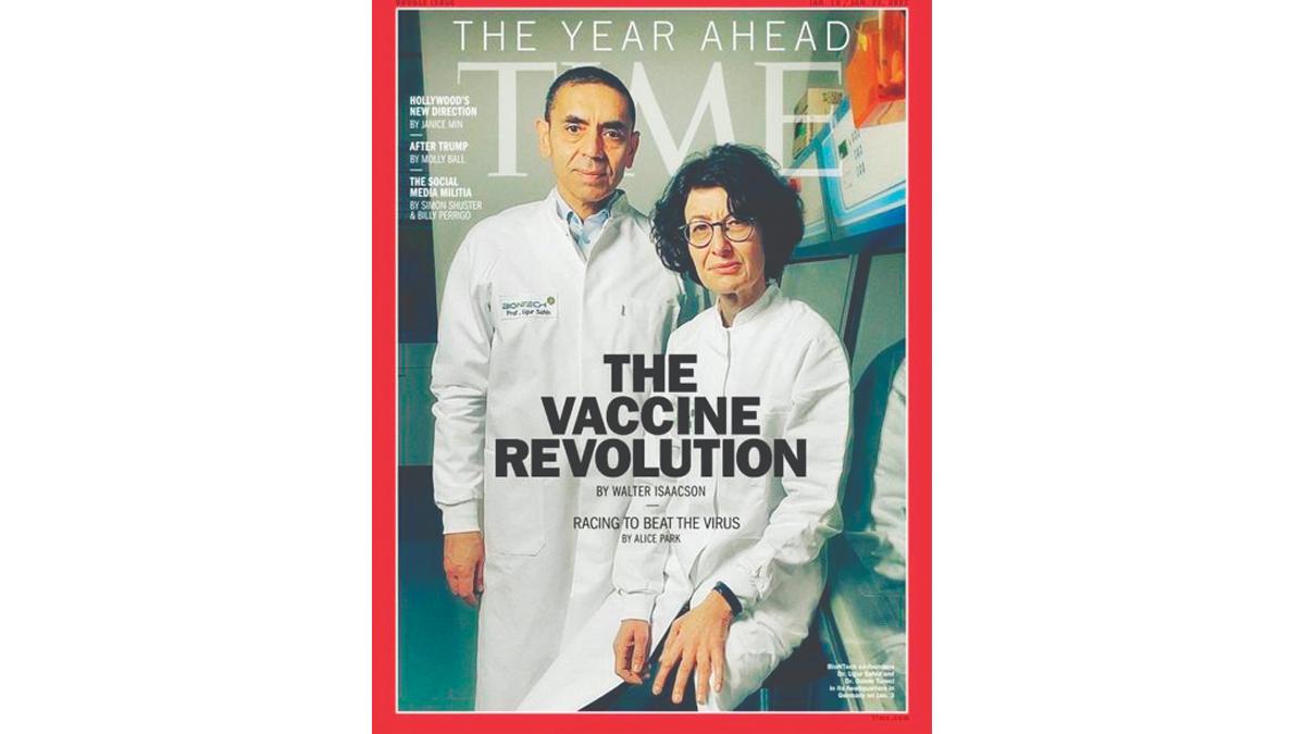 TIME'dan bir ilk! Dünyada en etkili 100 şirket