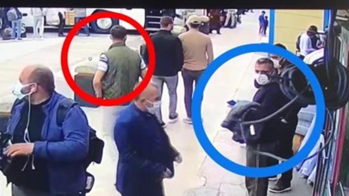 Katliam hazırlığındaki teröristlerin yeni görüntüleri ortaya çıktı