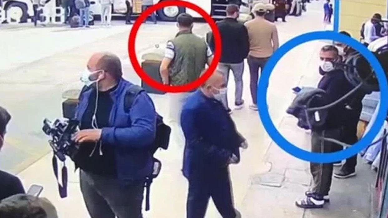 Otogarda yakalanan bombacılar tutuklandı