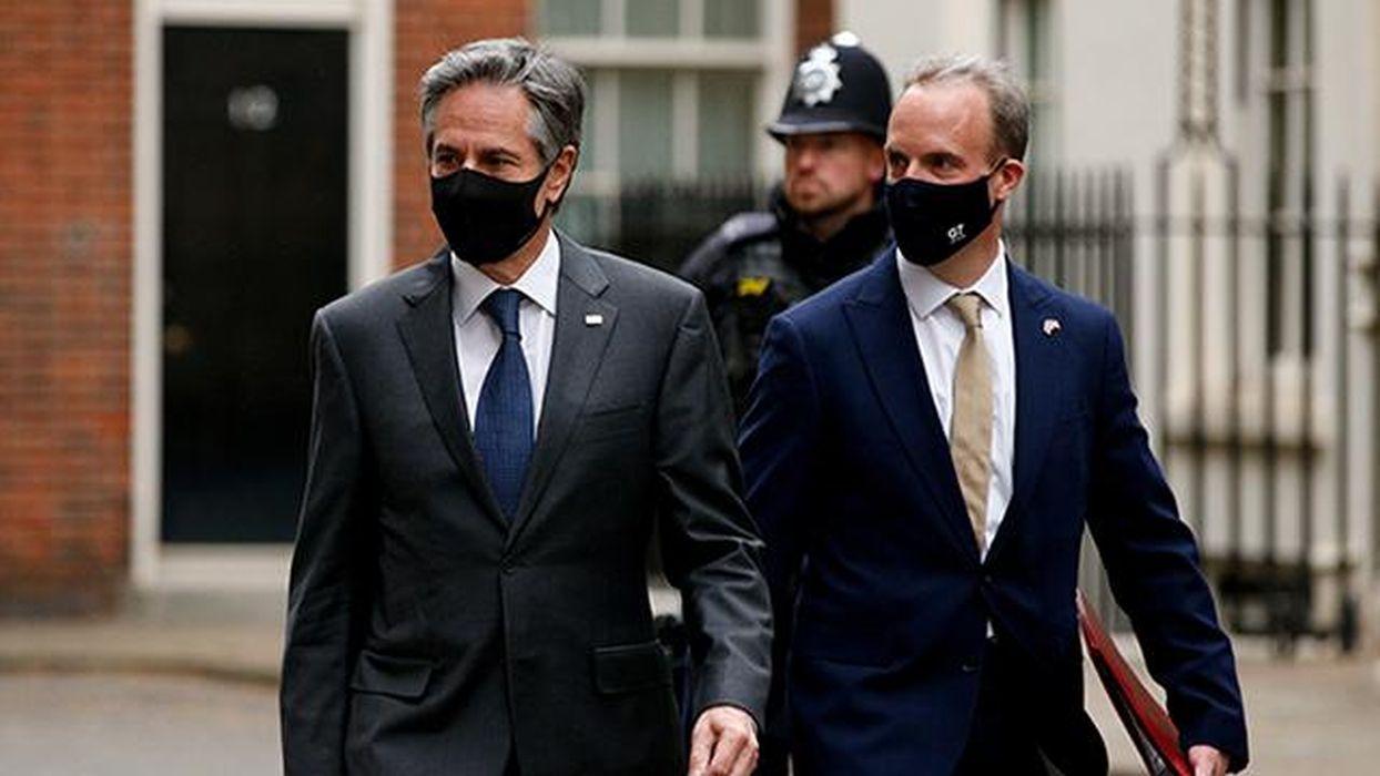 G7 ülkeleri İngiltere'nin başkenti Londra'da bir araya geliyor