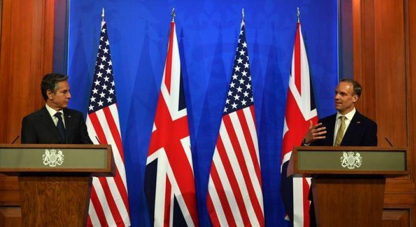 İngiltere ve ABD, Rusya ve Çin'e karşı 'uluslararası düzeni' koruma çağrısı yaptı