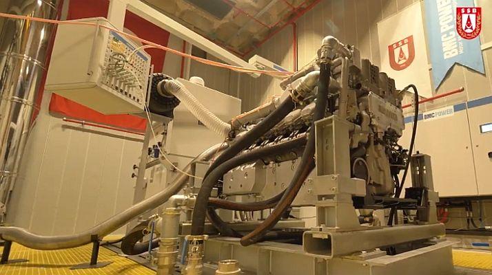 ALTAY için geliştirildi! Yerli motor ilk kez ateşlendi