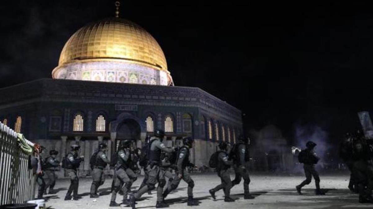 İsrail'e nota: Eylemleri derhal durdurun