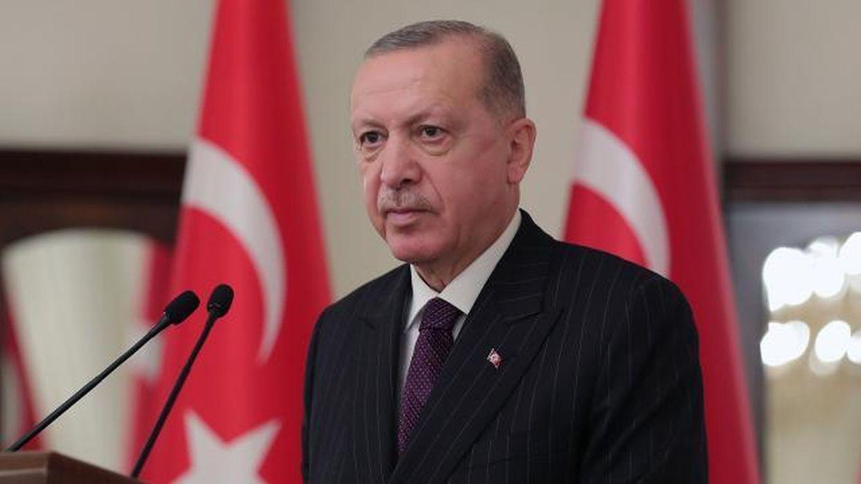 Başkan Erdoğan Nijerya Cumhurbaşkanı ile görüştü