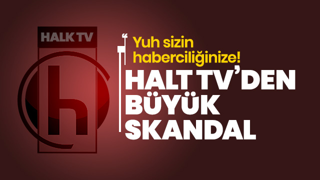 Halk TV yeni bir skandala imza attı! Koronavirüs haberinde 601 sağlık çalışanını ölü diye servis etti