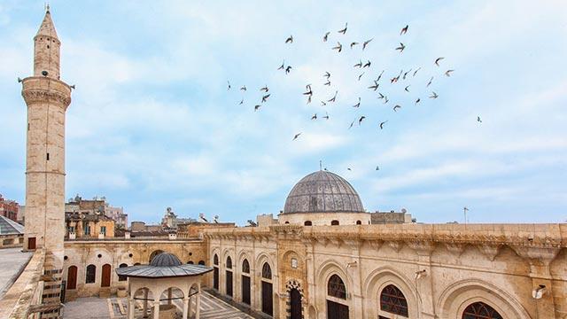 Anadolu'nun en eski yapıları ulu camiler