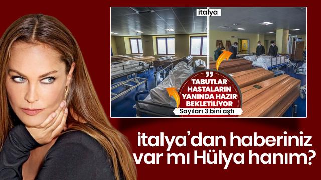 Murat Boz'dan sonra Hülya Avşar kızı da 'Sokağa çıkmakta fayda var' dedi